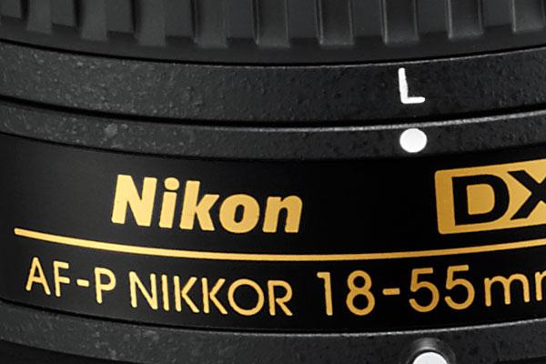 Nikon objectief voorzien van een AF-P autofocusmotor