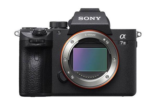 De Sony A7 Mark III systeemcamera